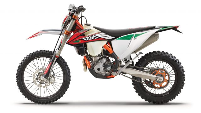 2020 KTM 350 EXC F2