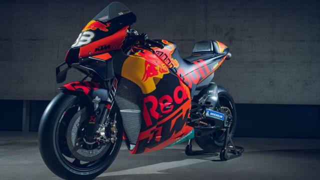 2020 Red Bull KTM RC16s