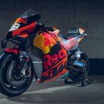 2020 KTM MotoGP bike unveiled. 265+ hp and 157 kg 20
