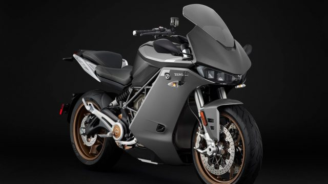 Zero SR/S electric motorcycle launched. Here's the bike 1