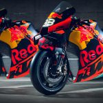 2020 KTM MotoGP bike unveiled. 265+ hp and 157 kg 17