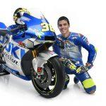 2020 Suzuki MotoGP bike unveiled. Here's the bike 13