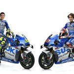 2020 Suzuki MotoGP bike unveiled. Here's the bike 22
