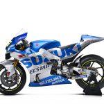 2020 Suzuki MotoGP bike unveiled. Here's the bike 26