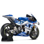 2020 Suzuki MotoGP bike unveiled. Here's the bike 20