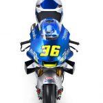 2020 Suzuki MotoGP bike unveiled. Here's the bike 28
