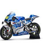 2020 Suzuki MotoGP bike unveiled. Here's the bike 5