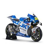 2020 Suzuki MotoGP bike unveiled. Here's the bike 11