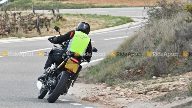 A New Triumph Tiger 1200 is On The Way. Spy Shots and what we learned from them 1