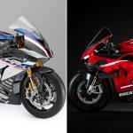 Ducati Superleggera V4 vs BMW HP4 Race - A techspec comparison 34