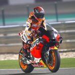 2020 MotoGP top speed: Yamaha's as fast as Honda at the Qatar tests 7