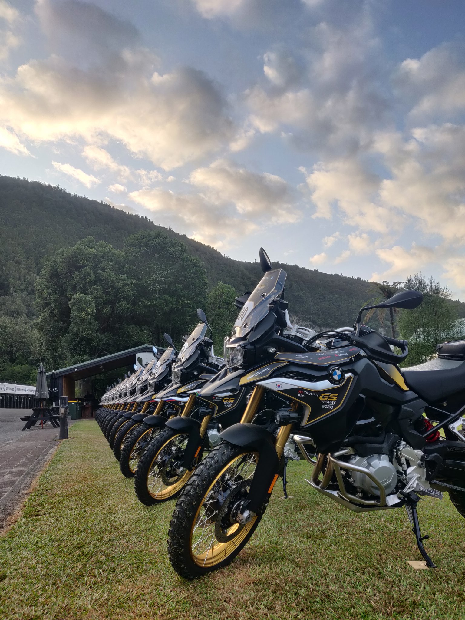 2020 bmw motorrad gs trophy is about to start. here's what