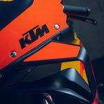 2020 KTM MotoGP bike unveiled. 265+ hp and 157 kg 26