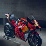 2020 KTM MotoGP bike unveiled. 265+ hp and 157 kg 5