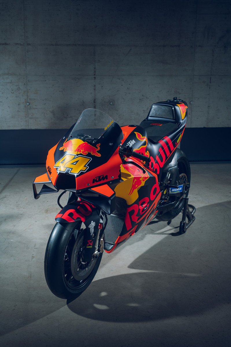 2020 Ktm Motogp Bike Unveiled 265 Hp And 157 Kg Drivemag Riders