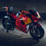 2020 KTM MotoGP bike unveiled. 265+ hp and 157 kg 11