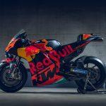 2020 KTM MotoGP bike unveiled. 265+ hp and 157 kg 13