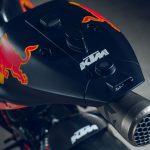 2020 KTM MotoGP bike unveiled. 265+ hp and 157 kg 27
