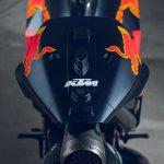 2020 KTM MotoGP bike unveiled. 265+ hp and 157 kg 6