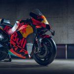 2020 KTM MotoGP bike unveiled. 265+ hp and 157 kg 10