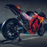 2020 KTM MotoGP bike unveiled. 265+ hp and 157 kg 12
