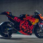 2020 KTM MotoGP bike unveiled. 265+ hp and 157 kg 19