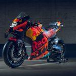 2020 KTM MotoGP bike unveiled. 265+ hp and 157 kg 22