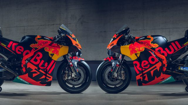 334871_2020_KTM_RC16_44_33_Red Bull KTM Factory Racing_MotoGP_Static_Confrontation