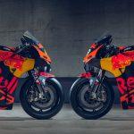 2020 KTM MotoGP bike unveiled. 265+ hp and 157 kg 25