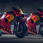 2020 KTM MotoGP bike unveiled. 265+ hp and 157 kg 2