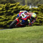 Honda's top speed faster than Ducati in WorldSBK 7