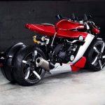 Lazareth LM 410 goes on sale. Four-wheeled 200 hp & €100,000 bike 4