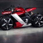 Lazareth LM 410 goes on sale. Four-wheeled 200 hp & €100,000 bike 3