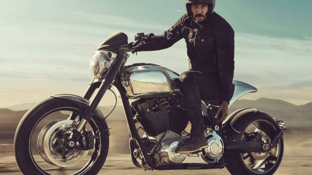 The coolest motorcycles in Keanu Reeves' garage 2