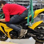 Honda Fireblade-based electric project unveiled by students 6