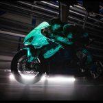 2020 Ducati Superleggera V4. Video leaked on social media 9