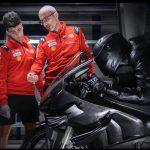 2020 Ducati Superleggera V4. Video leaked on social media 10