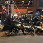 Keanu Reeves rides a Ducati Scrambler in Matrix 4. Leaked photos show 6