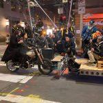 Keanu Reeves rides a Ducati Scrambler in Matrix 4. Leaked photos show 2