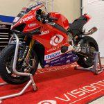 2020 IOM TT: Dunlop will race a Ducati Panigale V4 R at the TT. 230hp & 210mph 2