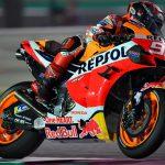 2020 MotoGP top speed: Yamaha's as fast as Honda at the Qatar tests 15