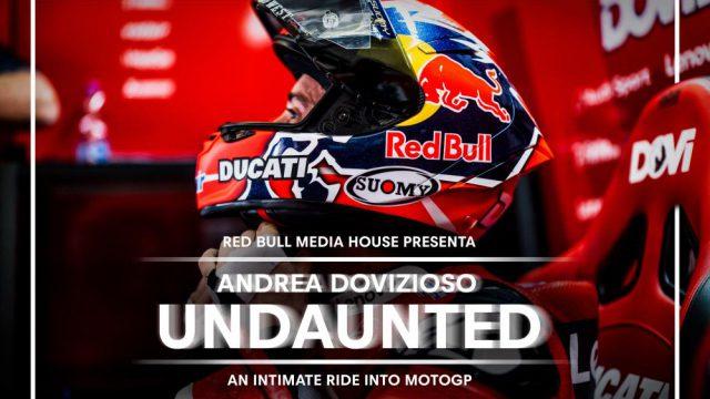 Andrea Dovizioso's Undaunted moto doc released 1