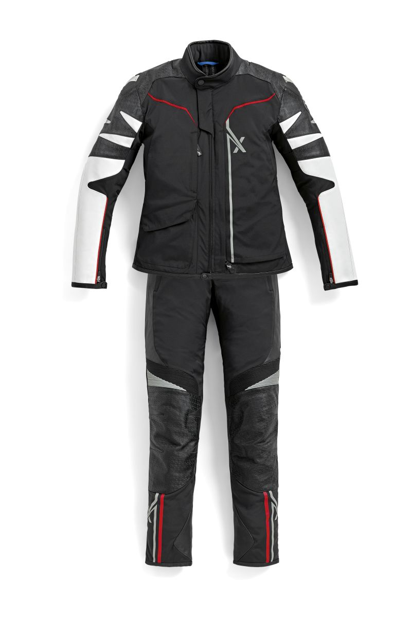 Bmw Unveiled The Xride Touring Suit Drivemag Riders