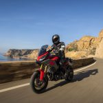 BMW unveiled the XRide touring suit 22