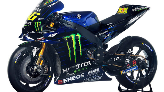 Yamaha is testing a holeshot device. Will it make Valentino Rossi's M1 fast enough? 11