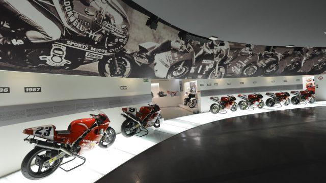 Ducati Museum Bologna 2