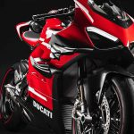 2020 Ducati Superleggera V4. Video leaked on social media 2