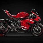 2020 Ducati Superleggera V4. Video leaked on social media 4