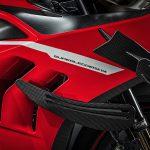 2020 Ducati Superleggera V4. Video leaked on social media 5