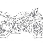 Suzuki GSX-R1000 to be updated. New patents revealed 4